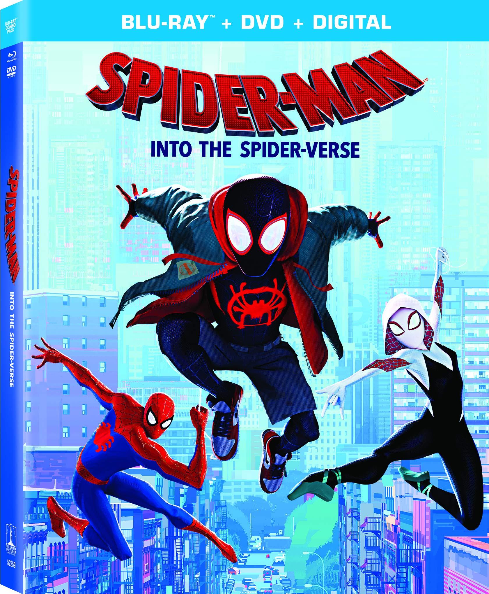 Spider Man Verse