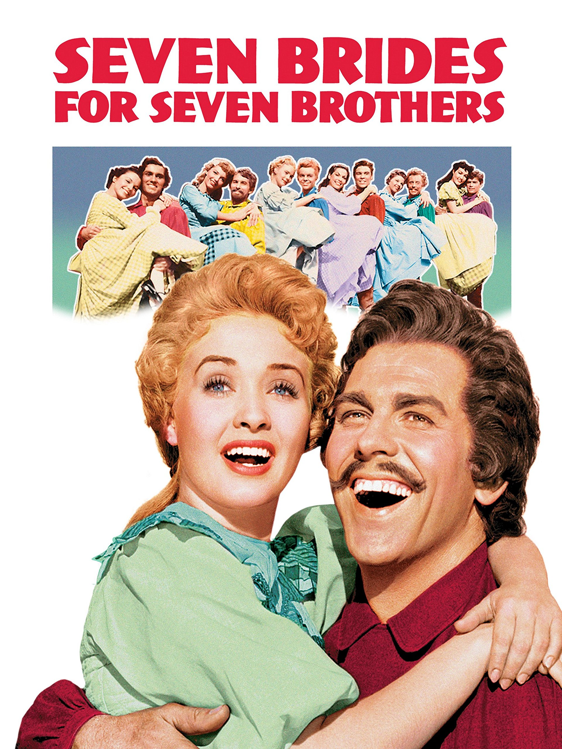 Seven Brides For Seven Brothers on Amazon Prime Instant Video UK