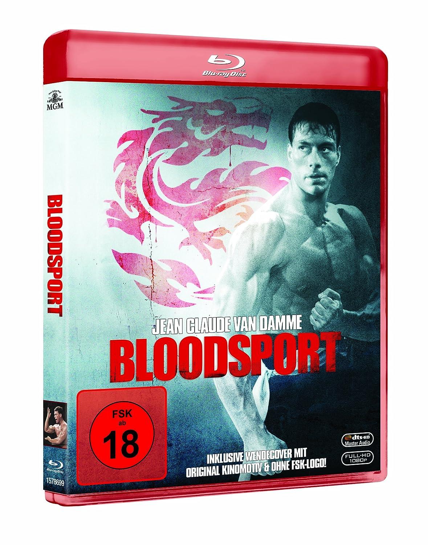 Contacto Sangriento | Bloodsport | 1080p | Latino | 1988