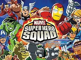 Super Hero Squad - Staffel 1