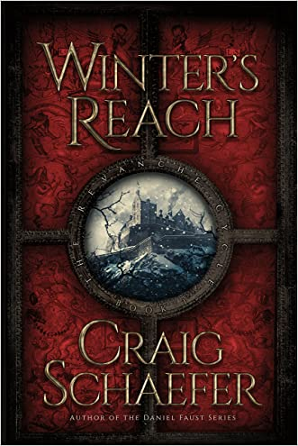 Winter's Reach (The Revanche Cycle Book 1) written by Craig Schaefer