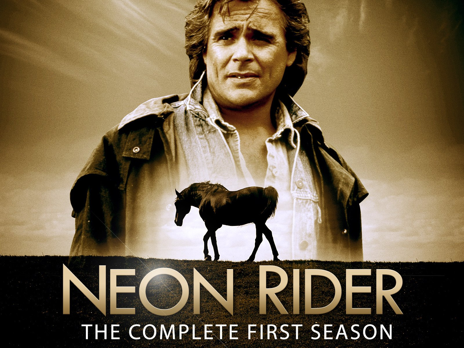 Neon Rider - Season 1