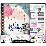 Me & My Big Ideas Life is Beautiful Undated 12-Month Big Planner Box Kit (Color: Original Version)