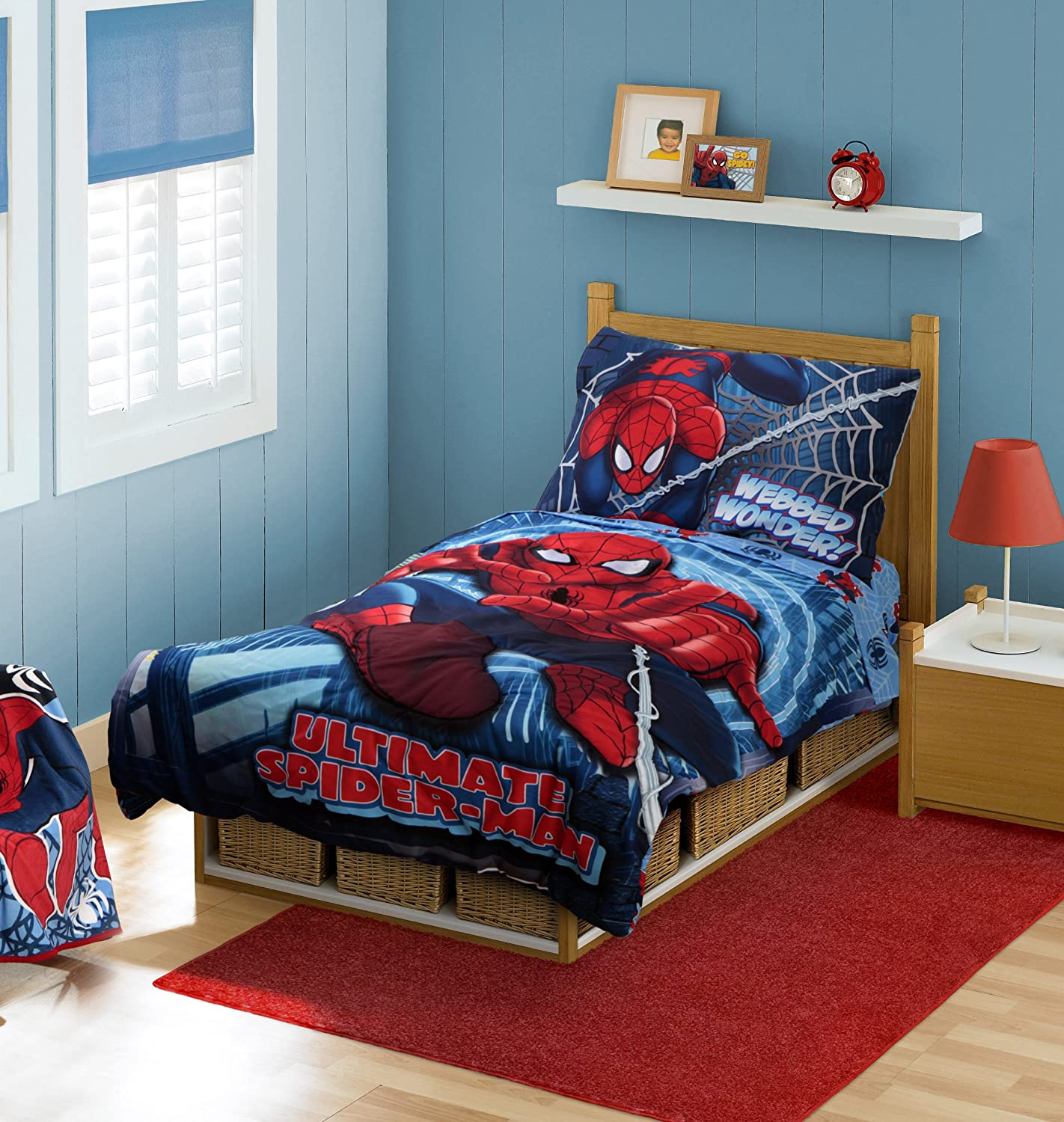 Kids 39 Bedding Superhero XpressionPortal
