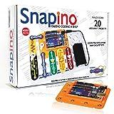 Snapino - Making Coding A Snap - Snap Circuits & Arduino Compatible