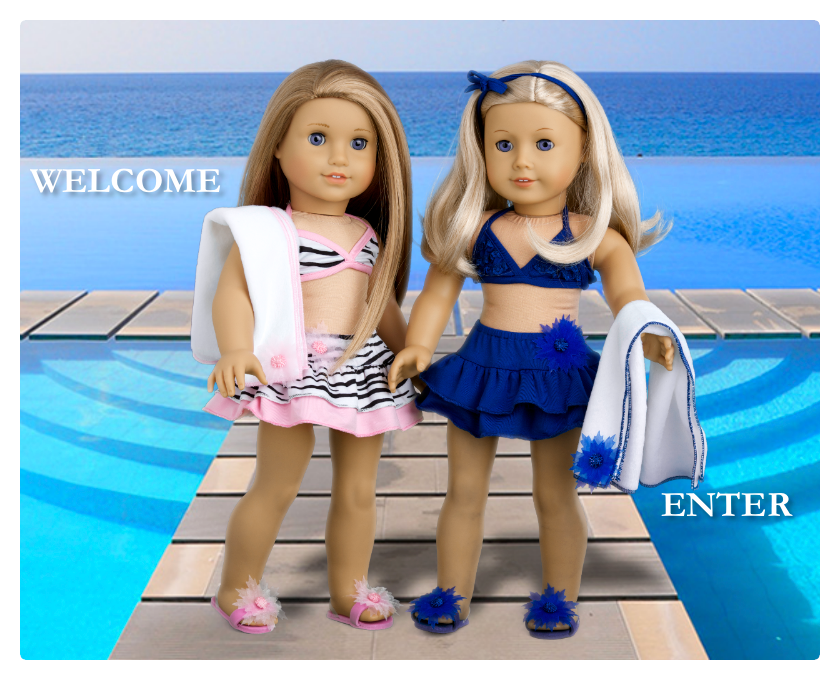 Welcome to DreamWorld Collections 18 Inch Doll Clothes