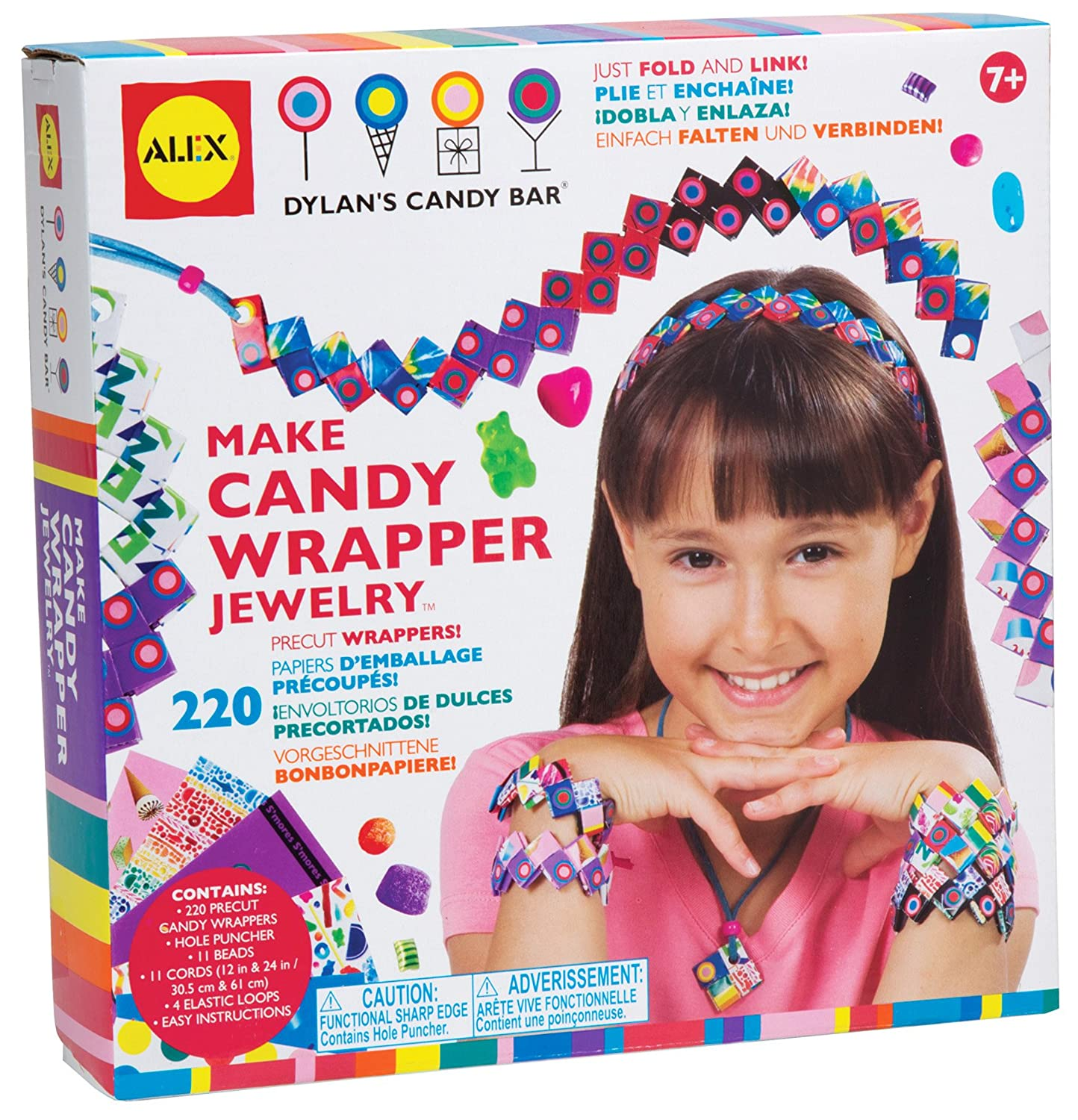 Candy Wrapper Jewelry Make Candy Wrapper Jewelry