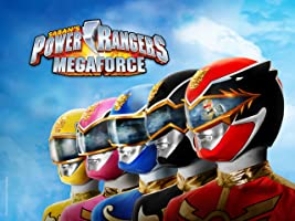 Power Rangers Megaforce Season 1
