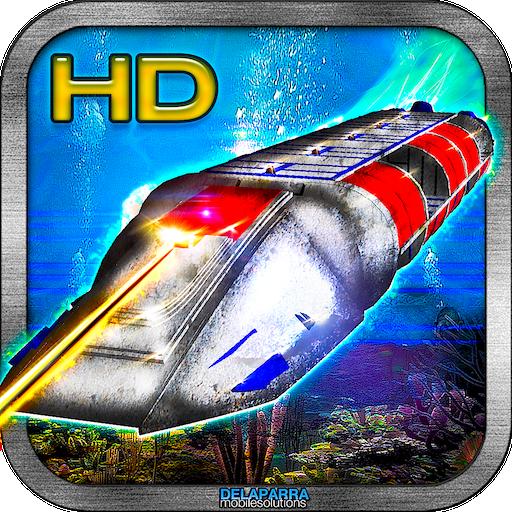 Battleship Warfare Saga Underwater Dash Run front-130047