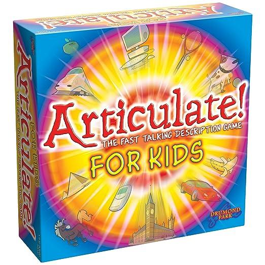 Drumond Park - Jeu de société - Articulate for Kids (Import Grande Bretagne)
