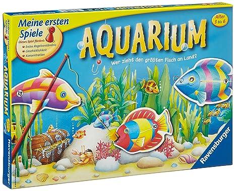 "Ravensburger - 21418 - Jeu d'habileté ""Aquarium"""