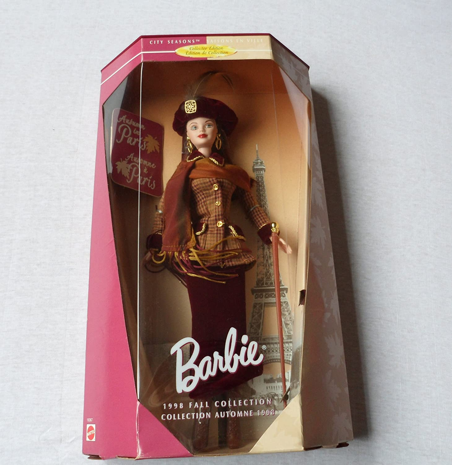 Barbie Collector Autumn in Paris günstig online kaufen