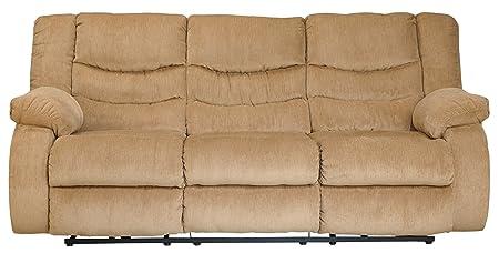 Garek Sand D Reclining Sofa