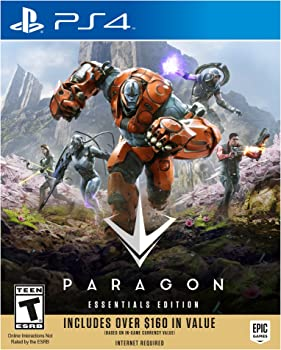 Sony Paragon for PS4