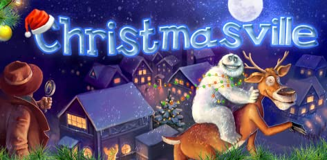 Christmasville: The Missing Santa ADVENTures