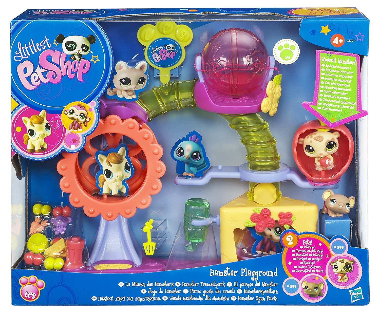 Hasbro - Littlest Pet Shop 24791148 - Littlest Pet Shop - Hamster Freizeitpark