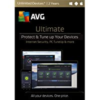 AVG Ultimate 2017 Unlimited - 2 Years
