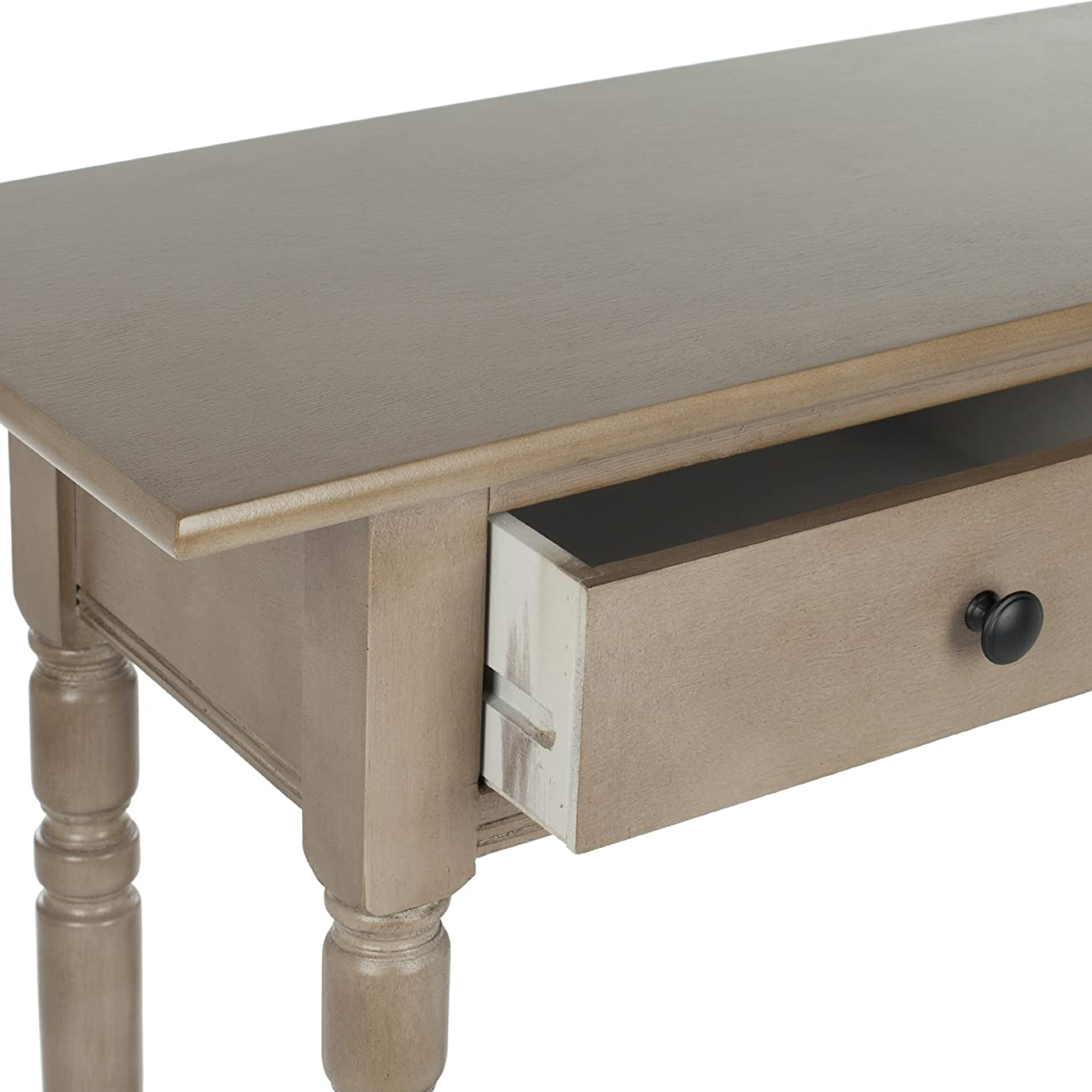 Safavieh American Home Collection Dover Console Table, Vintage Grey 1