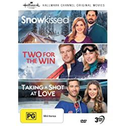 Hallmark Collection 14: Snowkissed / Two For The Win / Taking A Shot At Love [NTSC/0]