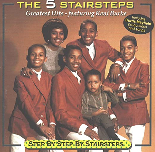 Step By Step By Stairsteps: Their Greatest Hits