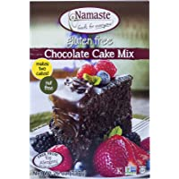 6-Pk Namaste Foods 26-Ounce Gluten Free Chocolate Cake Mix Bags