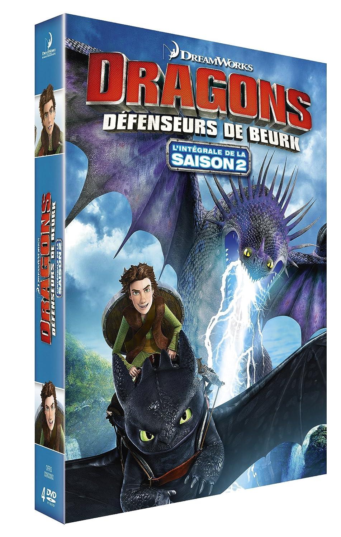 [Coffret DVD] Série TV Dragons : Cavaliers de Beurk & Defenseurs de Beurk 919WYUbYtOL._SL1500_