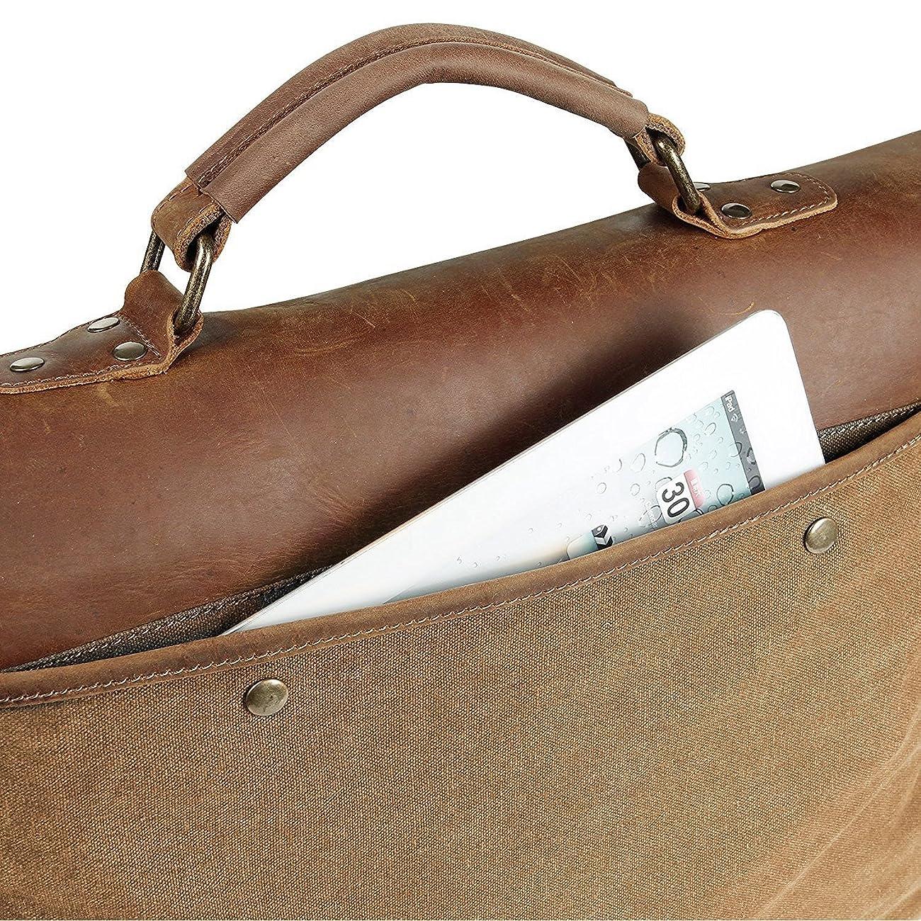 Langforth Genuine Leather Vintage 15.6 4