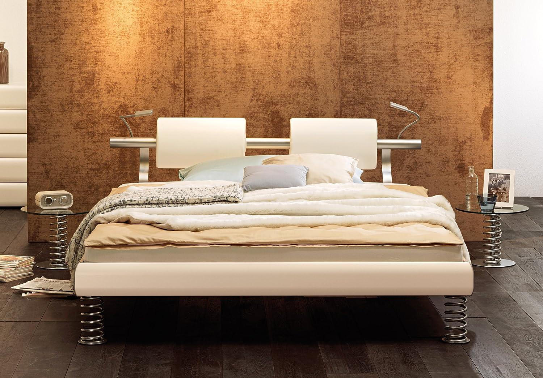 Stilbetten Bett Metallbetten Designerbett Liane Schwarz 140×200 cm günstig kaufen