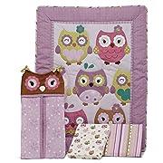 Circo Love N Lilacs Crib Bedding Collection Baby Bedding