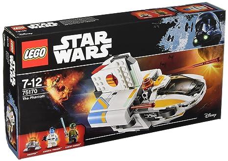 LEGO - 75170 - Star Wars - Jeu de Construction - Le Fantôme