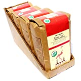 Great River Organic Milling, Bread Flour, Unbleached Wheat, Organic, 5-Pounds (Pack of 4) (Tamaño: 5 Pound (Pack of 4))