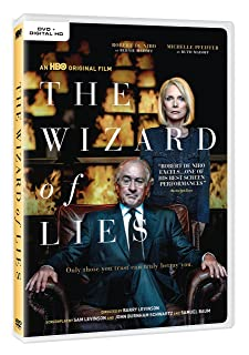 Book Cover: The Wizard of Lies