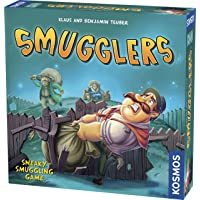 Smugglers Family Board Game