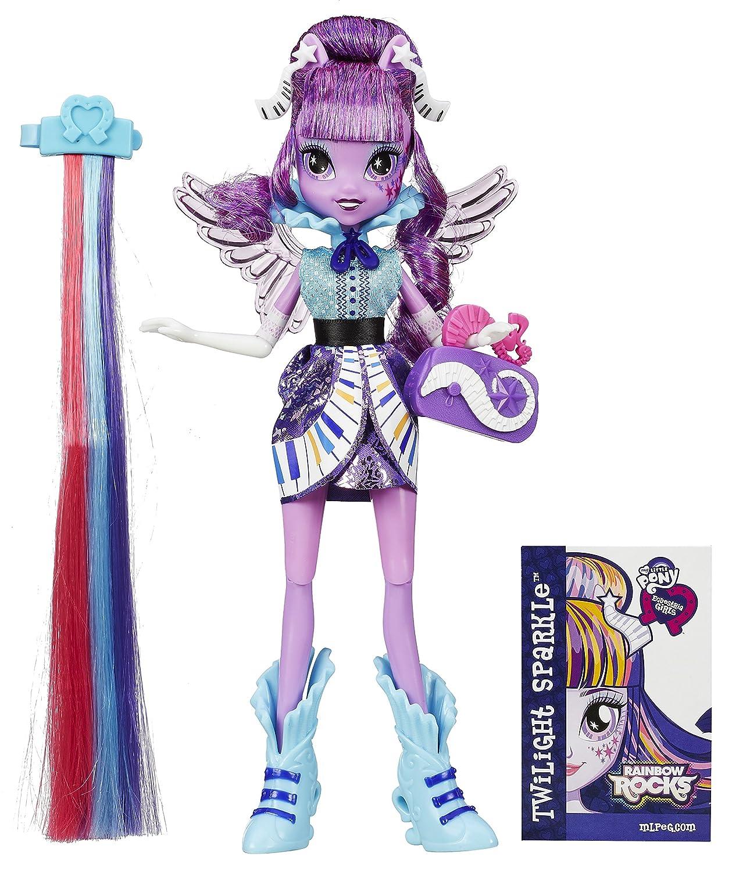 My Little Pony – Equestria Girls Haarstyling Puppe – Haarstyling Twilight Sparkle [UK Import] günstig kaufen