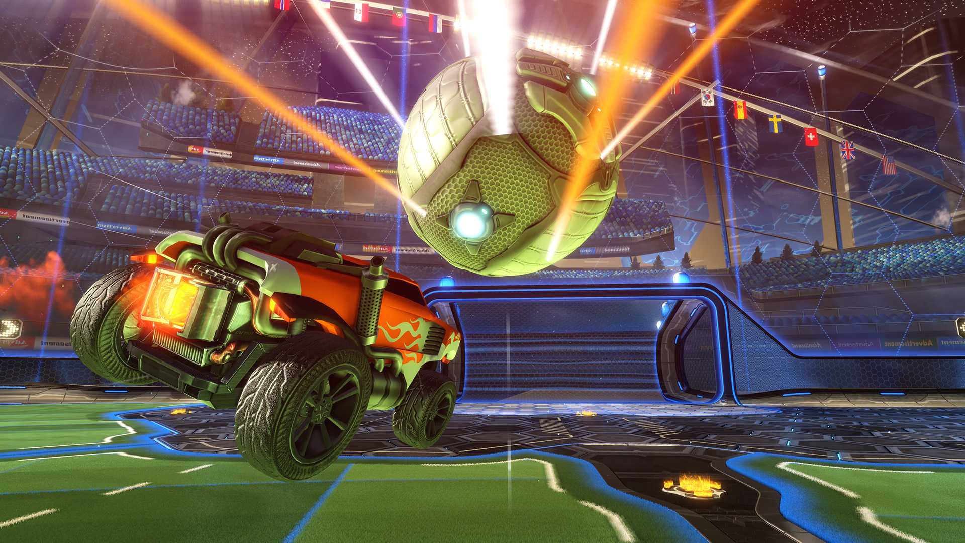 Rocket League Collector's Edition Available on July 5, Includes 4 New Cars