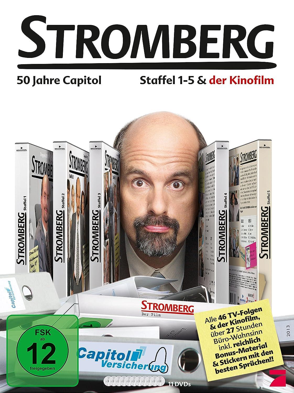 Die komplette Bürografie [Blu-ray]