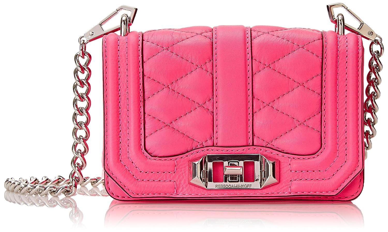 Rebecca Minkoff Mini Love Cross Body Bag сумка rebecca minkoff united states 32456879 rebeccaminkoff mini avery