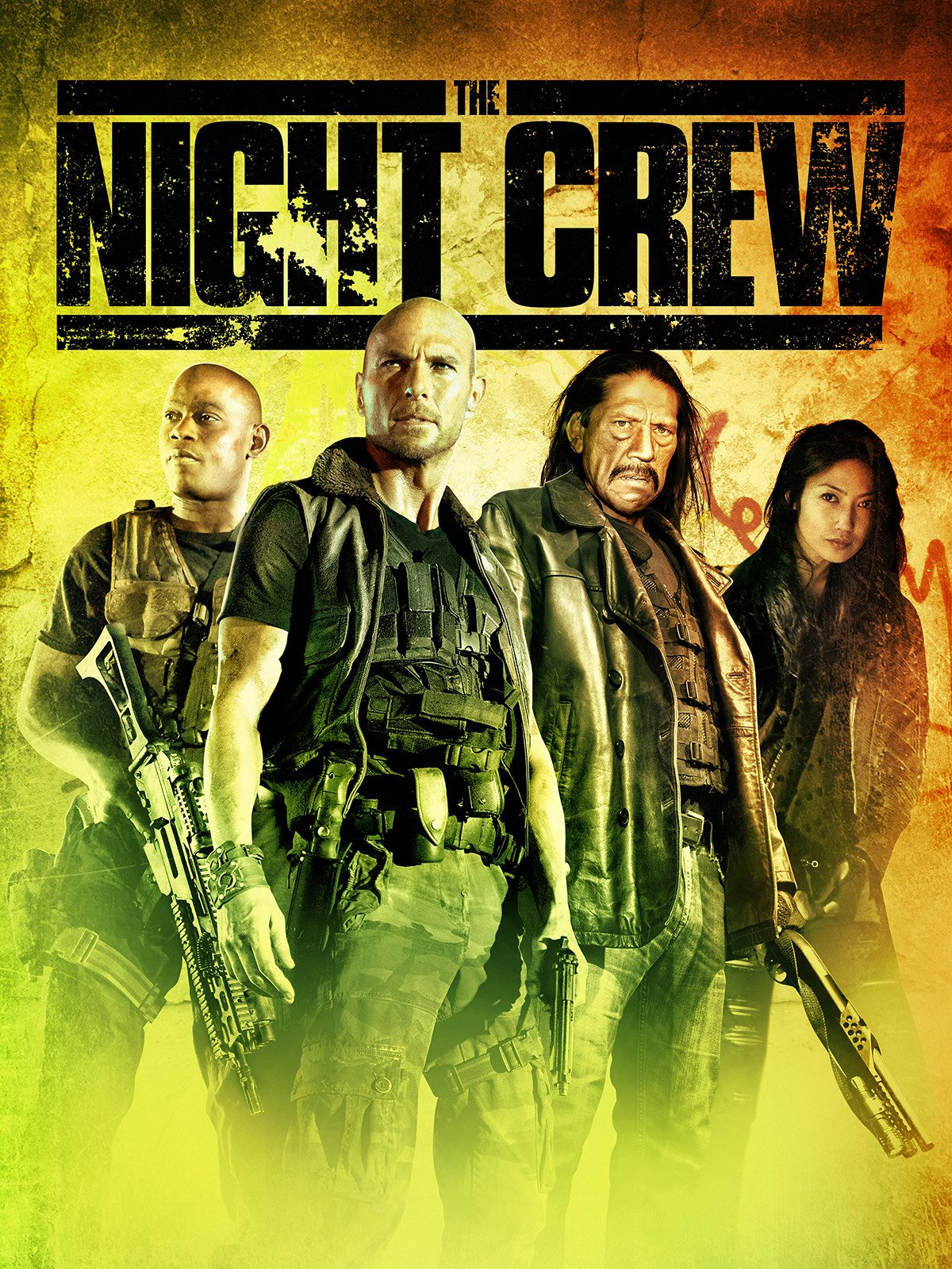 Night Crew on Amazon Prime Instant Video UK