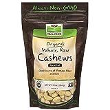 NOW Foods Raw Organic Cashews (Tamaño: 10 oz.)
