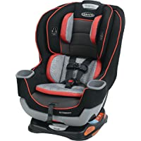 Graco Extend2Fit Convertible Car Seat (Solar)