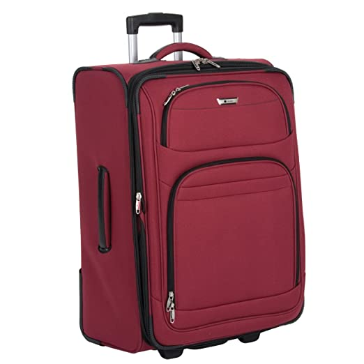 Delsey Luggage Helium Quantum Easy Storage Durable Trolley