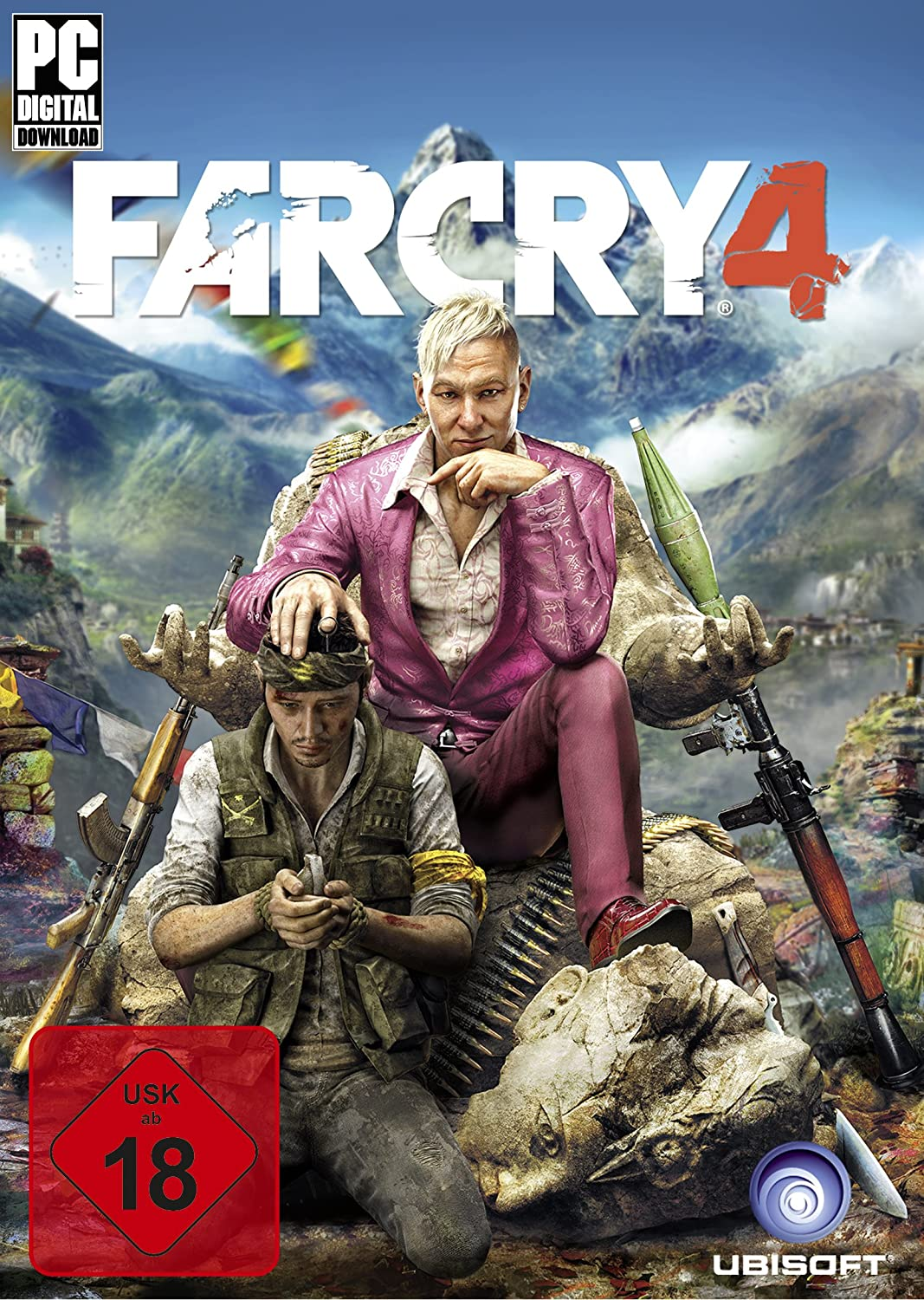 far cry 4 guenstig