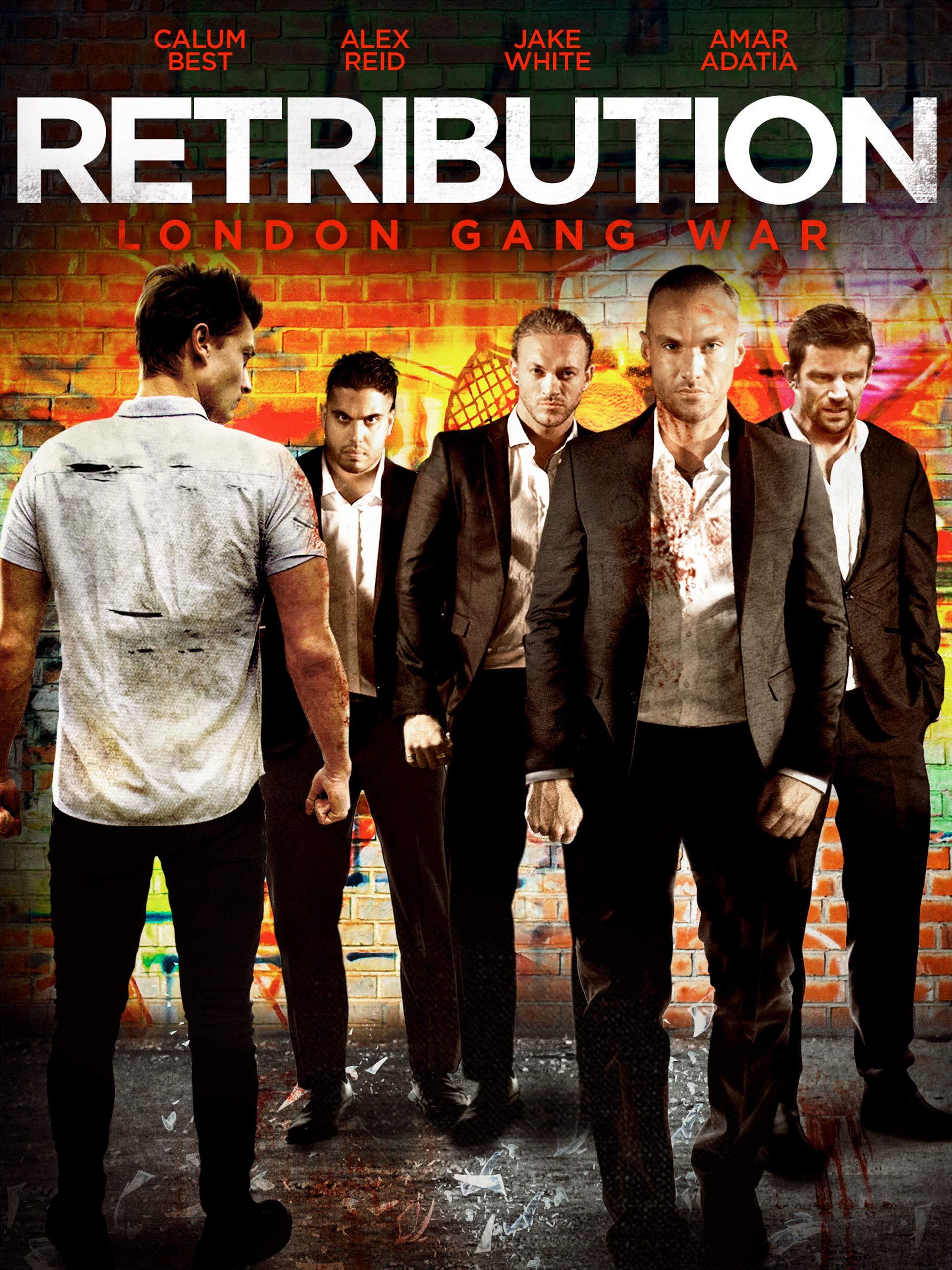 Retribution on Amazon Prime Video UK