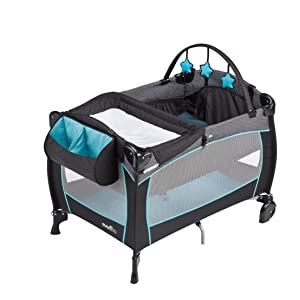 Evenflo Portable Babysuite 300 Playard Baby Gear And