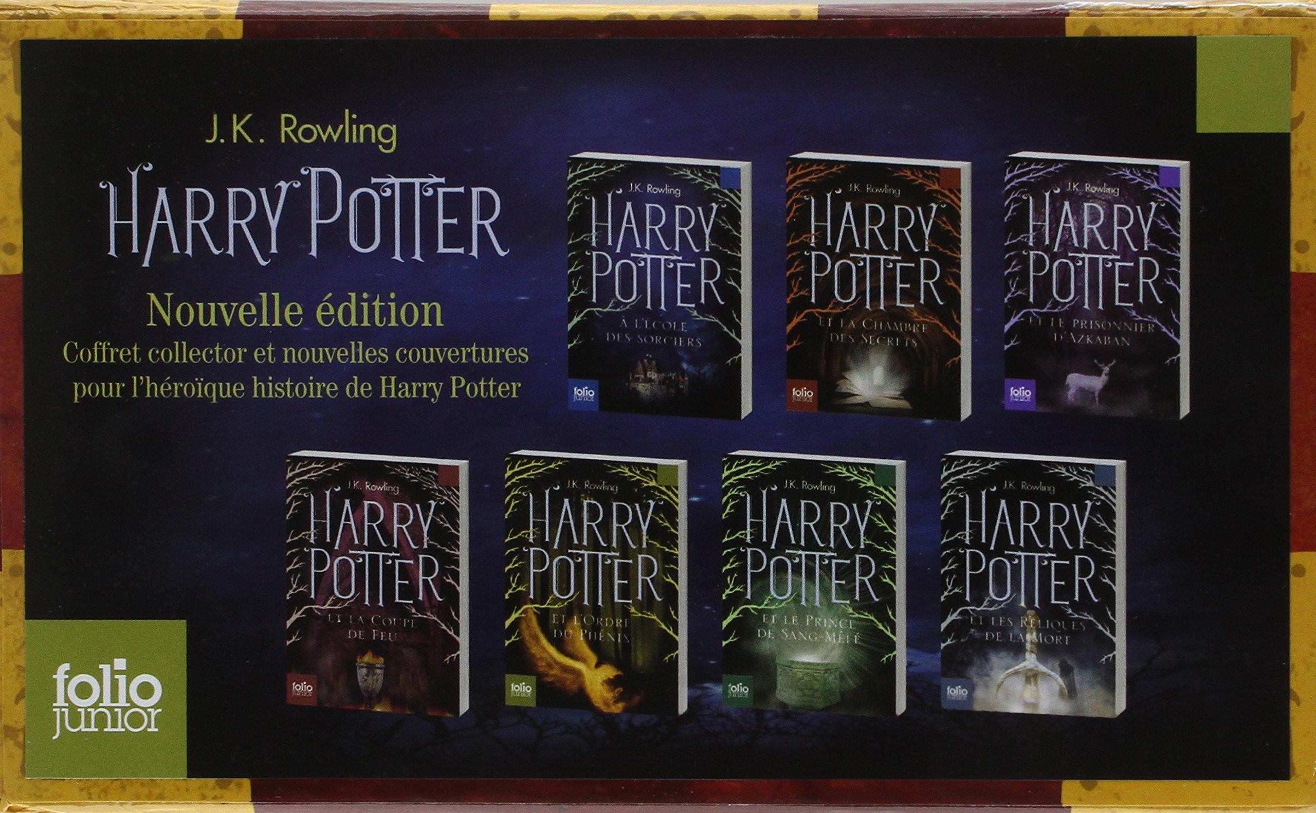 harry potter en anglais pdf