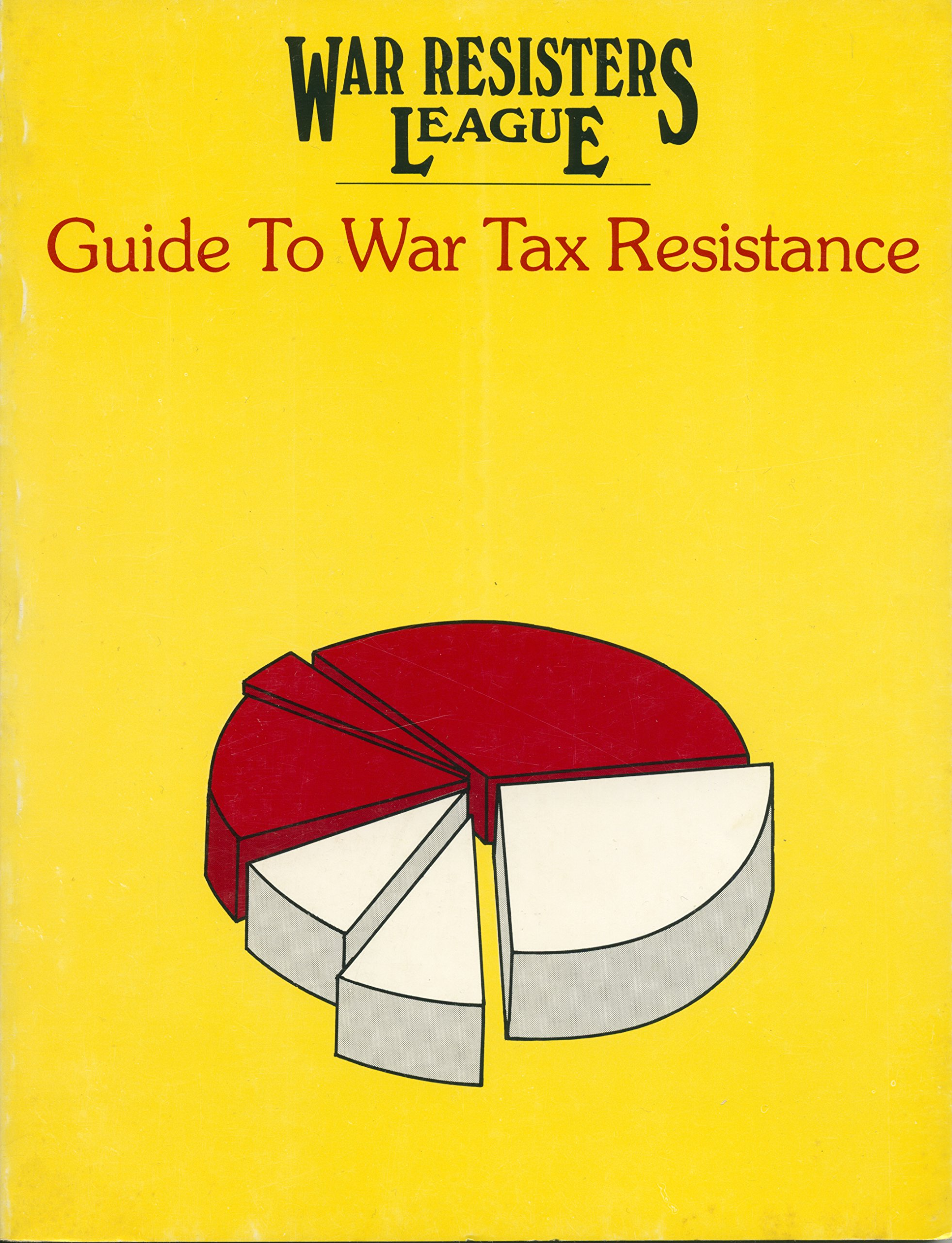 Guide to war tax resistance, Hedemann, Ed