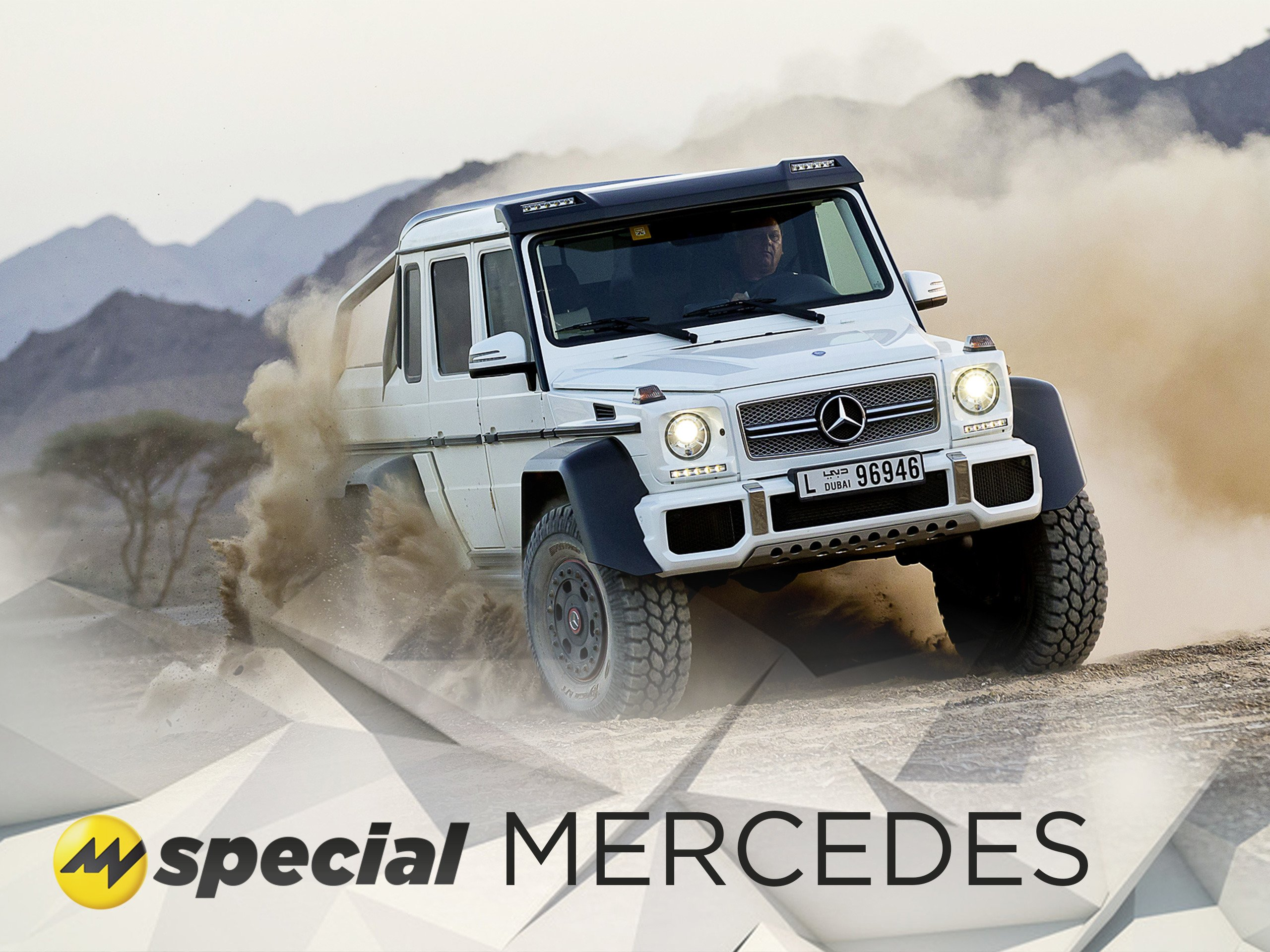 Mercedes Special on Amazon Prime Video UK