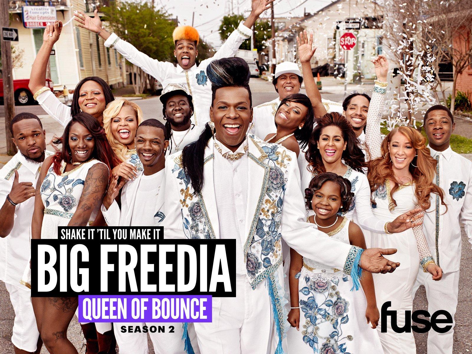 Big Freedia: Queen of Bounce on Amazon Prime Video UK
