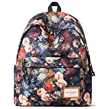 Forestfish Women Girls Backpack Daypack School Bookbag Outdoor Travel Backpack with Shockproof Lightweight Laptop Backpack (Color: Style: 2, Tamaño: Large)