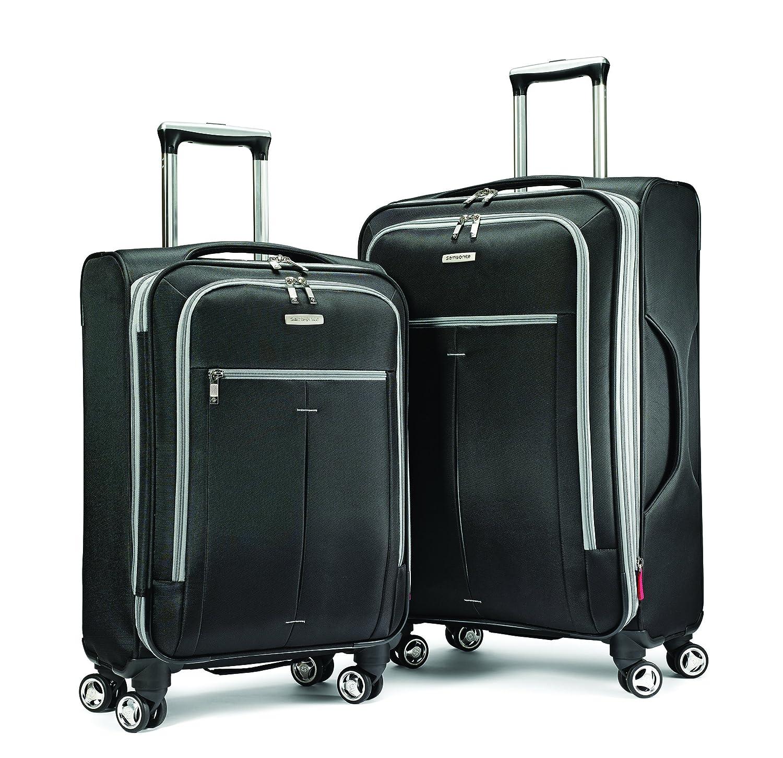 Samsonite Lightweight Two-Piece Softside Spinner Set (Spinner 21/Spinner 25) samsonite чемодан 4 х колесный pro dlx 5